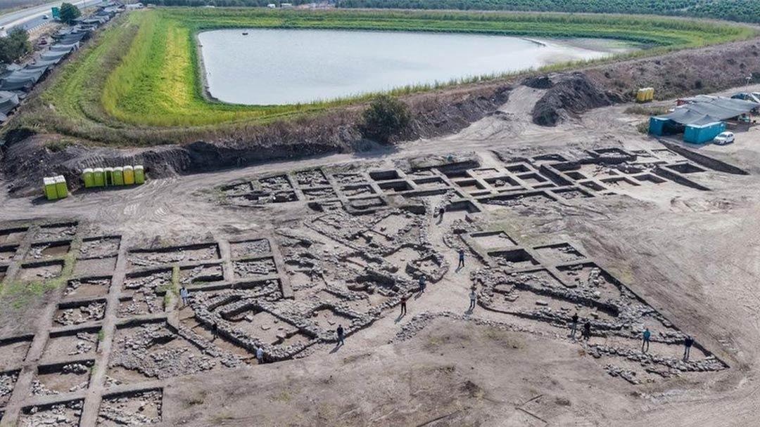 En Esurban egy Jerikónál tízszer nagyobb várost tártak fel. Kép forrása