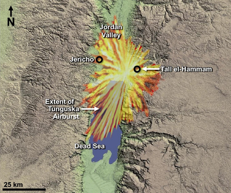 A robbanás hatalmas volt. Kép forrása